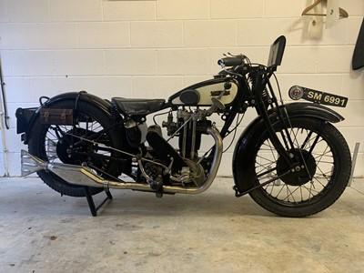 Lot 129 - 1928 Matchless V/2 Super Sports 495cc