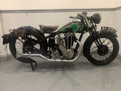 Lot 130 - 1930 New Imperial Model 7B 500cc