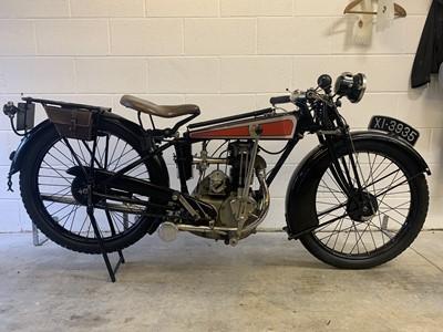 Lot 127 - 1925 Rover 350cc 2 3/4 hp