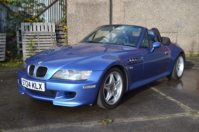 Lot 358 - 1998 BMW Z3M Roadster