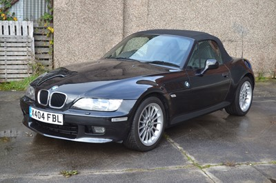 Lot 324 - 2000 BMW Z3 3.0i Roadster