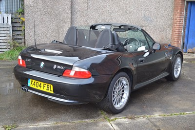Lot 324-2000 BMW Z3 3.0i Roadster
