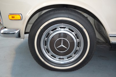 Lot 333 - 1970 Mercedes-Benz 280 SL