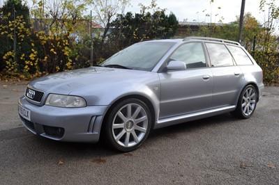 Lot 369 - 2002 Audi RS4 Avant