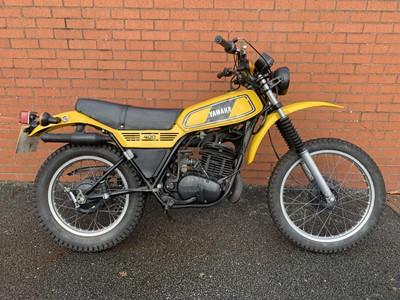 Lot 134 - 1978 Yamaha DT400