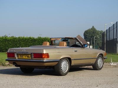 Lot 7 - 1987 Mercedes-Benz 300 SL