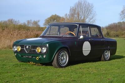 Lot 325 - 1977 Alfa Romeo Giulia Super Nuova