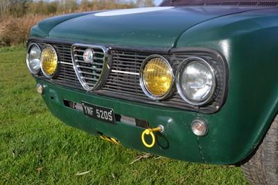 Lot 34 - 1977 Alfa Romeo Giulia Super Nuova