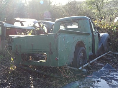 Lot 303-c.1952 Austin A40 Pick up