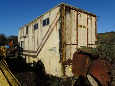 Lot 351 - 1965 Albion Claymore Horse Box