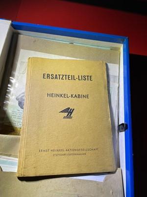 Lot 201 - 1955 Heinkel Tourist