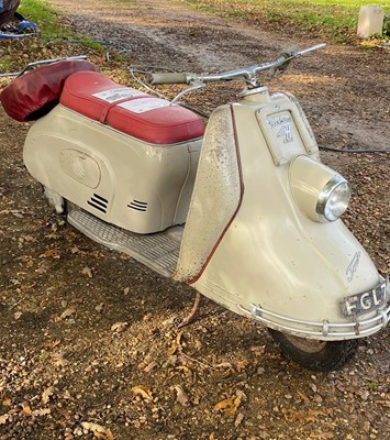 Lot 201 - 1955 Heinkel Tourist