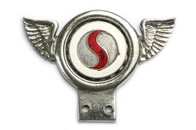 Lot 183 - A Pre-War Motor Car Badge