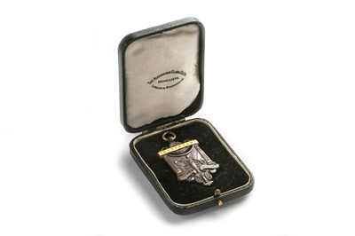 Lot 189 - A Boxed Sydenham Motor Club Bronze Award Medallion, Dated 1932