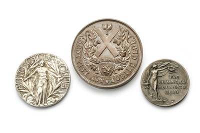 Lot 190 - Three Early Award Medallions