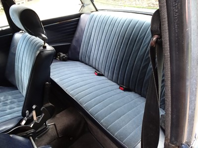 Lot 347 - 1972 BMW 2002 Tii