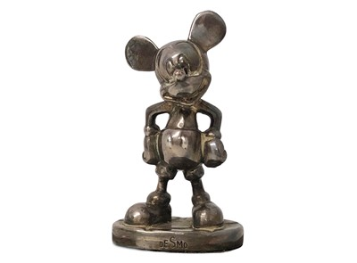 Lot 109 - Mickey Mouse Mascot Accessory Mascot by Desmo