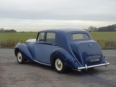Lot -1947 Bentley MK VI