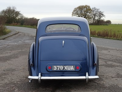 Lot 14 - 1947 Bentley MK VI