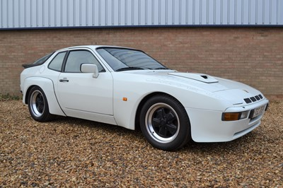 Lot 365 - 1980 Porsche 924 Turbo