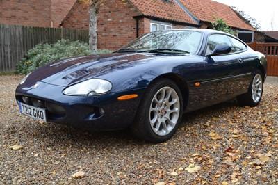 Lot 329 - 1999 Jaguar XKR Coupe