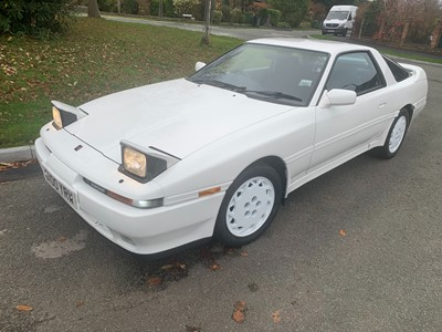 Lot 354 - 1989 Toyota Supra 3.0i