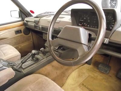 Lot 326 - 1990 Range Rover Classic