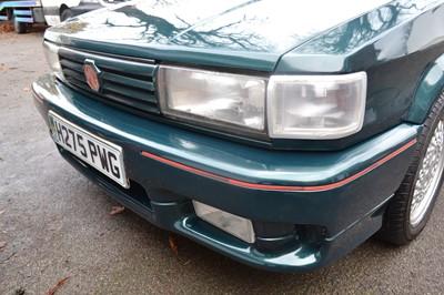 Lot 378 - 1990 MG Maestro Turbo