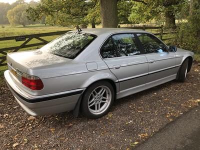 Lot 375 - 2001 BMW 740i