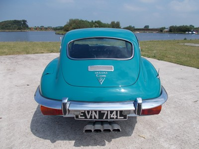 Lot 367 - 1972 Jaguar E-Type V12 Coupe