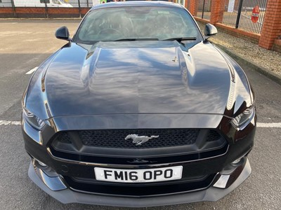 Lot 341 - 2016 Ford Mustang GT