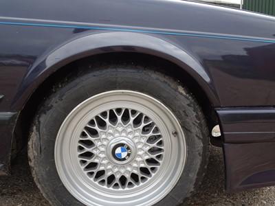 Lot 10 - 1989 BMW 635 CSI Highline