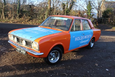 Lot 15 - 1970 Ford Cortina MKII 1600 GT