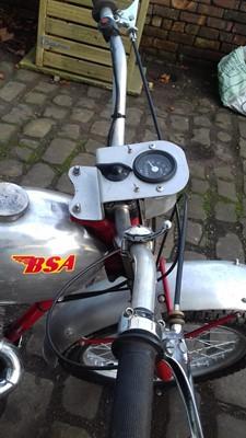 Lot 209 - 1964 BSA Bantam D7 Trials Bike