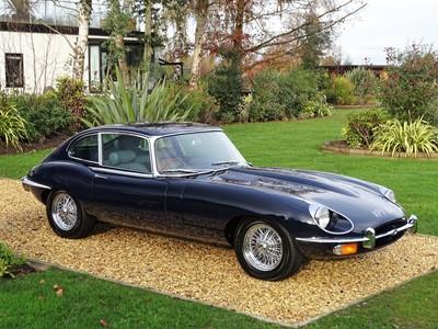 Lot 32 - 1968 Jaguar E-Type 4.2 2+2