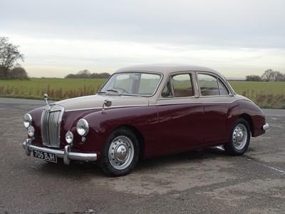 Lot -1957 MG Magnette