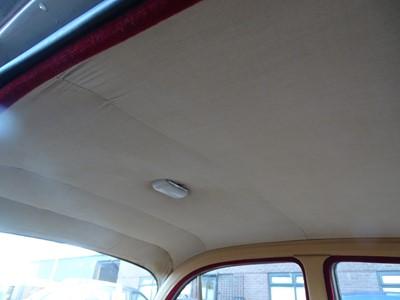 Lot 17 - 1957 MG Magnette ZB Varitone