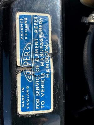Lot 9 - 1969 MG C Roadster