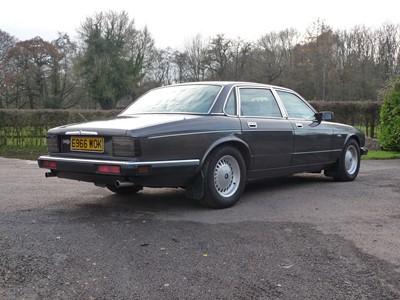 Lot 13 - 1987 Daimler 3.6 Saloon