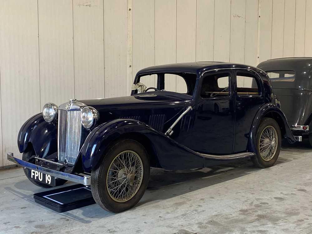 Lot 1937 MG VA