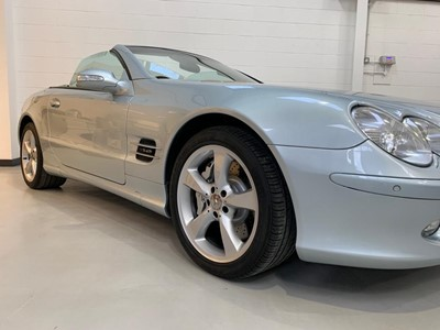 Lot 36 - 2003 Mercedes-Benz SL600