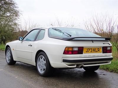 Lot 1 - 1992 Porsche 944 S2