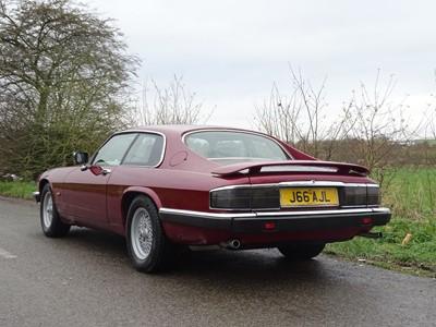 Lot 2 - 1991 Jaguar XJS 4.0