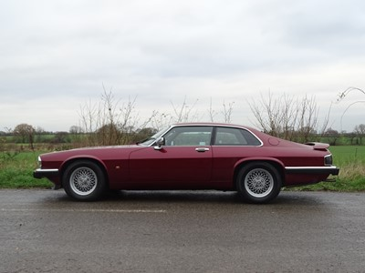 Lot 2 - 1991 Jaguar XJS 4.0