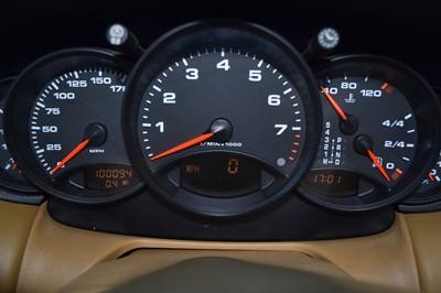 Lot 25 - 1998 Porsche 911 Carrera Tiptronic S Cabriolet
