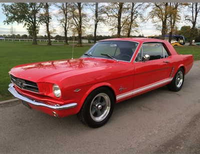 Lot 27 - 1965 Ford Mustang 289