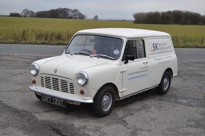 Lot 37 - 1979 Austin Morris Mini Van