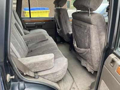Lot 20 - 1989 Range Rover Vogue EFI