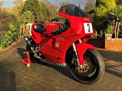 Lot 175 - Ducati 3D Cup Racer