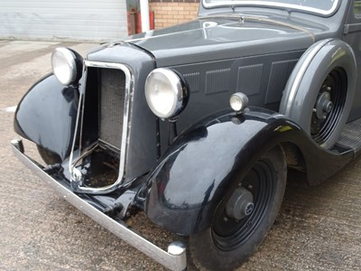 Lot 1937 Armstrong Siddeley 14hp